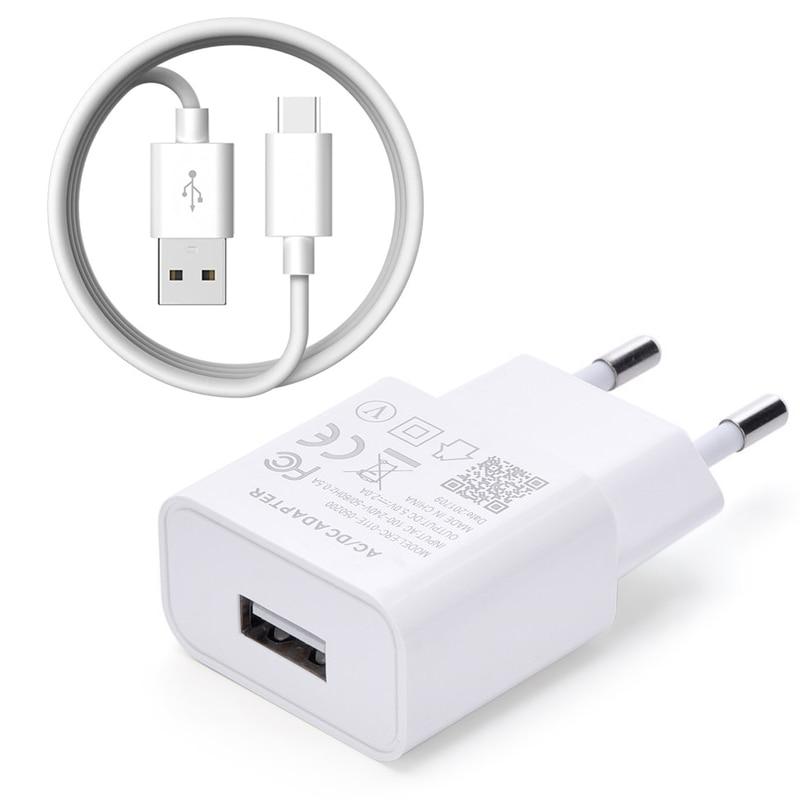 Для Xiaomi зарядное устройство 5V 2A EU USB Type-C/Micro USB Дата-кабель для зарядки телефона адаптер MI5 макс 3S Redmi Note 3, 4, 6, 7, 8, 8T Pro 4X 5 5S