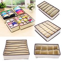 2020 skarpetki szuflady organizator szafa sypialniana oszczędność miejsca o dużej pojemności pojemnik do przechowywania bielizny biustonosz szaliki tanie tanio CN (pochodzenie) Włókniny tkaniny