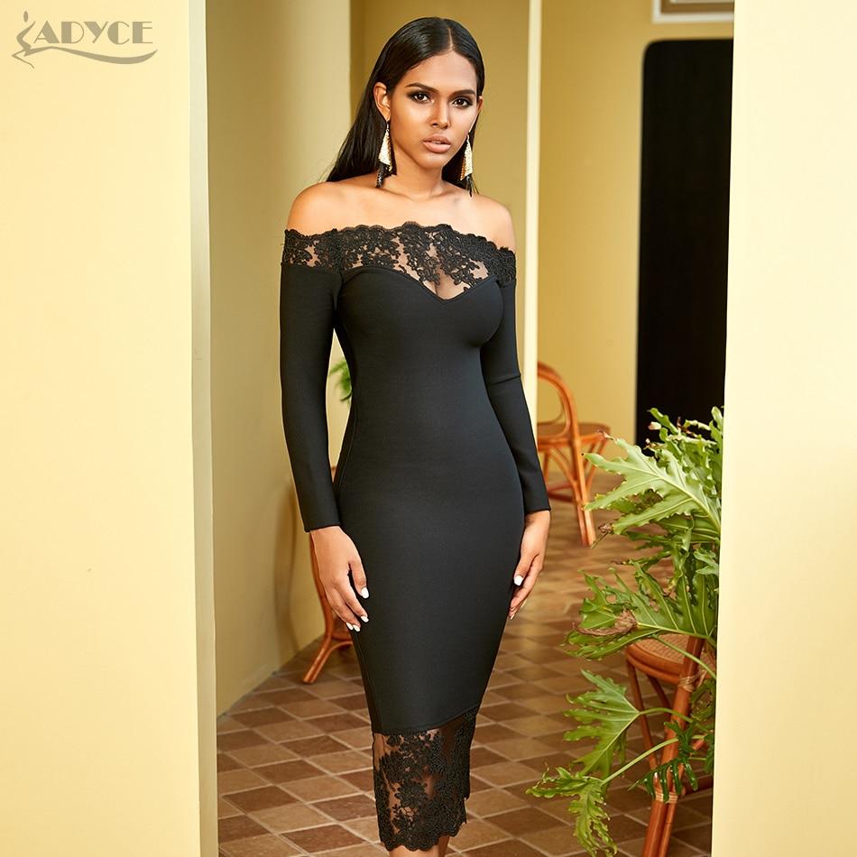 Bodycon Elegant Celebrity New