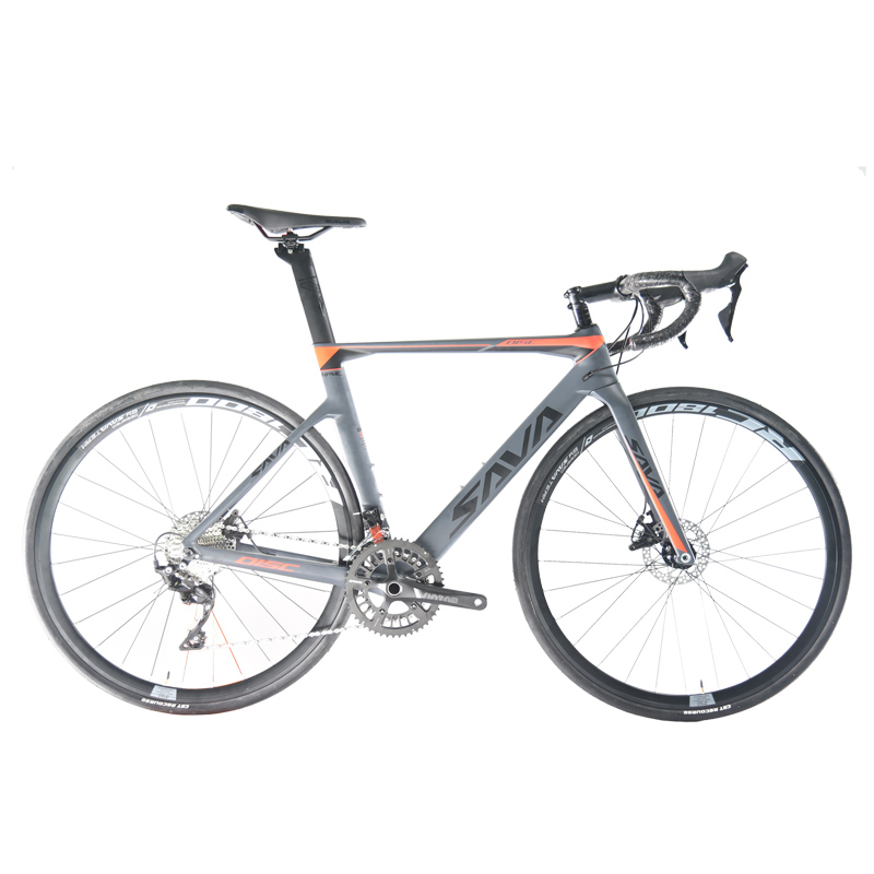 SAVA 2019 Carbon Road Bike Disc Brakes Road Bicycle Carbon Road Bike 700c Carbon Road Bike With SHIMANO 105  Velo Route Carbone