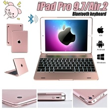 Новинка Ipad Pro9.7 ноутбук флип защитный корпус Bluetooth клавиатура для Apple Tablet AIR AIR2 Android IOS планшет смартфон