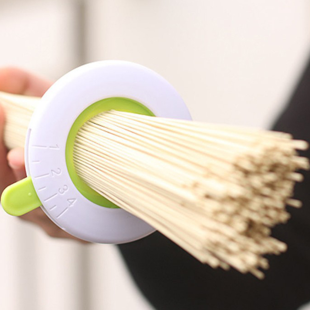 Kitchen Noodle Component Selector Spaghetti Measures Adjustable Noodle Component Selector Limiter Volumn Dispenser Kitchen Tool