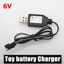 6V 250mA NiMh/NiCd battery USB charger for 5S NiMh/NiCd battery packs,SM 2P electric toy charger for Rc Racing Rc Car Truck