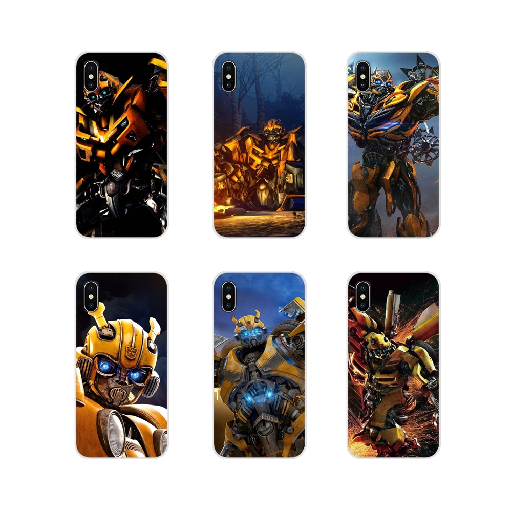 Accessories Phone Cases Covers For Samsung Galaxy J1 J2 J3 J4 J5 J6 J7 J8 Plus 2018 Prime 2015 2016 2017 new Movie Bumblebee image