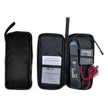 Scanner de circuito carro ferramenta diagnóstico digital automotivo curto e aberto localizador cabo rastreador fio tester para barco suv caminhão txtb1