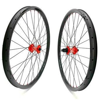29er Углеродные mtb дисковые колеса 35x25 Велосипедное колесо шириной? Мм koozer XM490 100x15 142x12 thur ось mtb дисковые колеса горные велосипеды