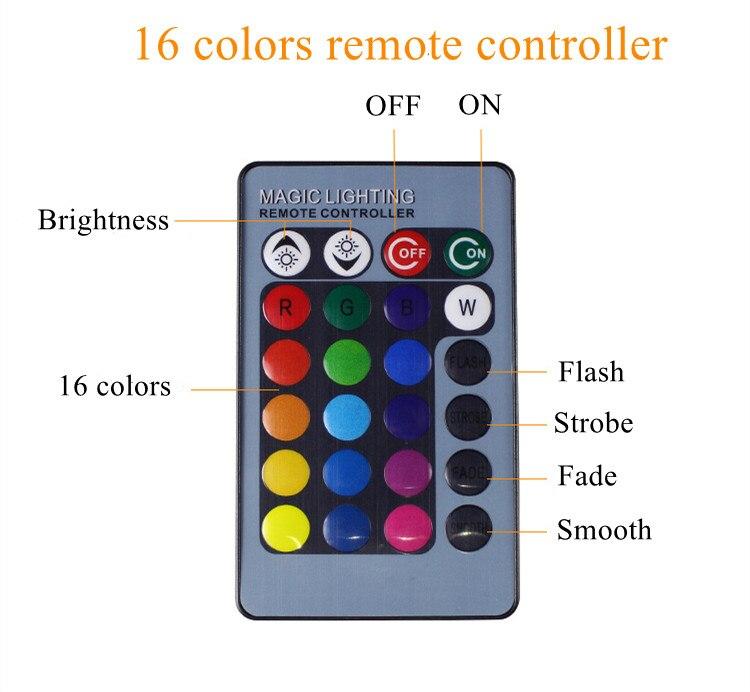 11 padrões anime 3d lâmpada querida no