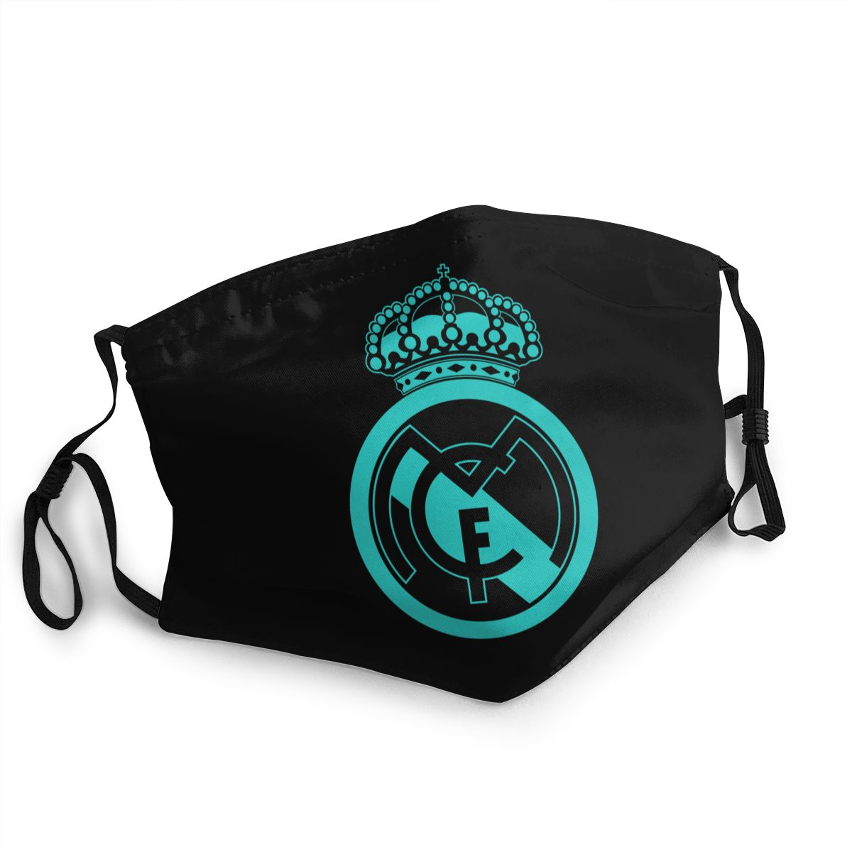 Classic Logo Real Madrided Facial Protective Mask