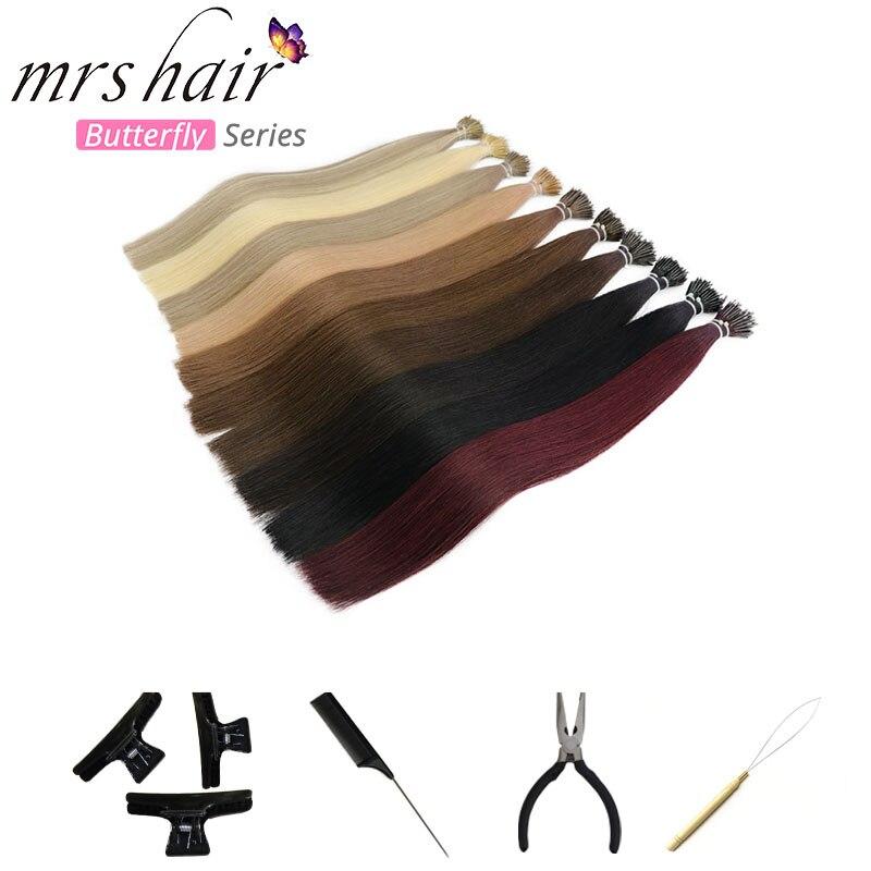 MRS HAIR Nano Hair Extensions 12