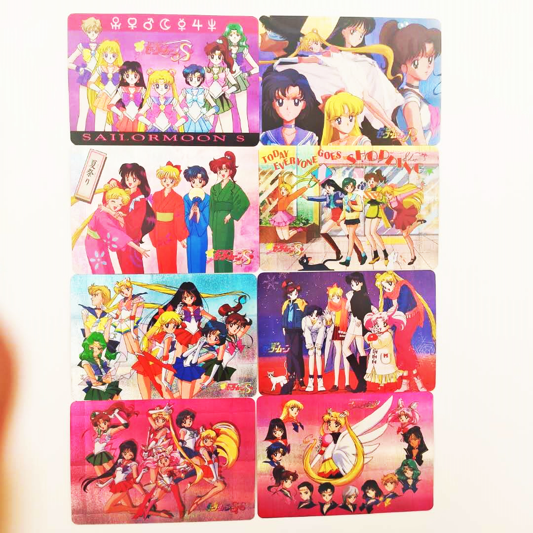 29pcs/set Sailor Moon Sexy Girl Toys Hobbies Hobby Collectibles Game Collection Anime Cards Free Shipping Sexy Beauty