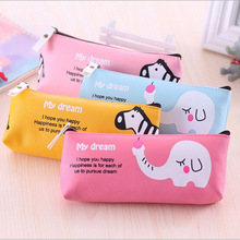 1pcs Pencil Case For Student Gifts Big Capacity Pencil Bag Pencilcase School Supplies Stationery Wholesale YF все цены