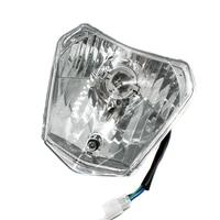 Scheinwerfer Montage Für KTM 125 150 200 250 300 350 450 500 EXC EXC F XCF W XC W SECHS TAGE 2014  2020 Motorrad Vorne Kopf Lampe auf