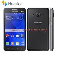 Samsung Galaxy Core II G355H Dual sim karte telefon 4GB ROM 768 RAM 5MP Wifi GPS quad Core 4 5