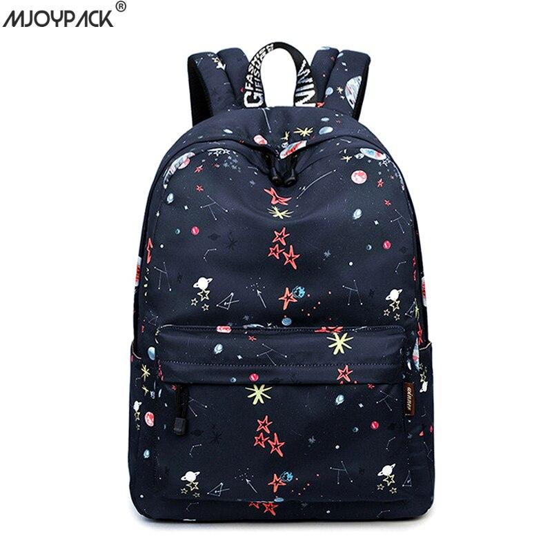 Mode femmes école sac à dos sacs à bandoulière pour adolescents filles grande capacité voyage sac à dos pochette d'ordinateur sac à dos étanche