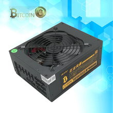 PC Server Miner Modular Power Supply 1800W Computer ATX PSU Ethereum Bitcoin Mining Machine For RX 470 480 570 1060 6 Video Card купить дешево онлайн