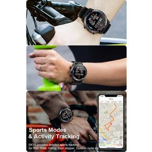 Image 5 - COLMI SKY6 สมาร์ทนาฬิกา IP68 Waterproof Heart Rate Monitor บลูทูธผู้หญิงกีฬาฟิตเนส Tracker Men Smartwatch สำหรับ iOS Android