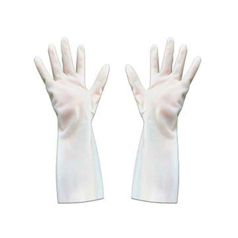 Extended Gloves Anti-puncture Long New Rubber Gloves