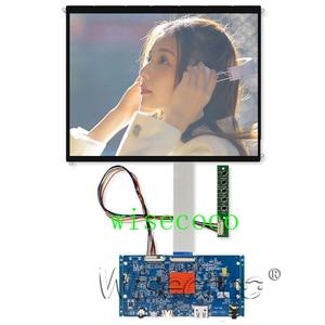 Image 2 - 9.7 אינץ 2K 2048*1536 LP097QX1 SPA1 IPS רשתית צג מסך LCD מודול מגע לוח בקרת לוח עבור פטל
