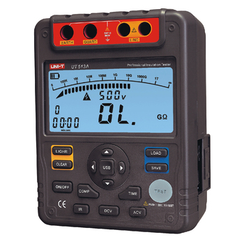 UNI-T UT513A 5000V Insulation Resistance Testers