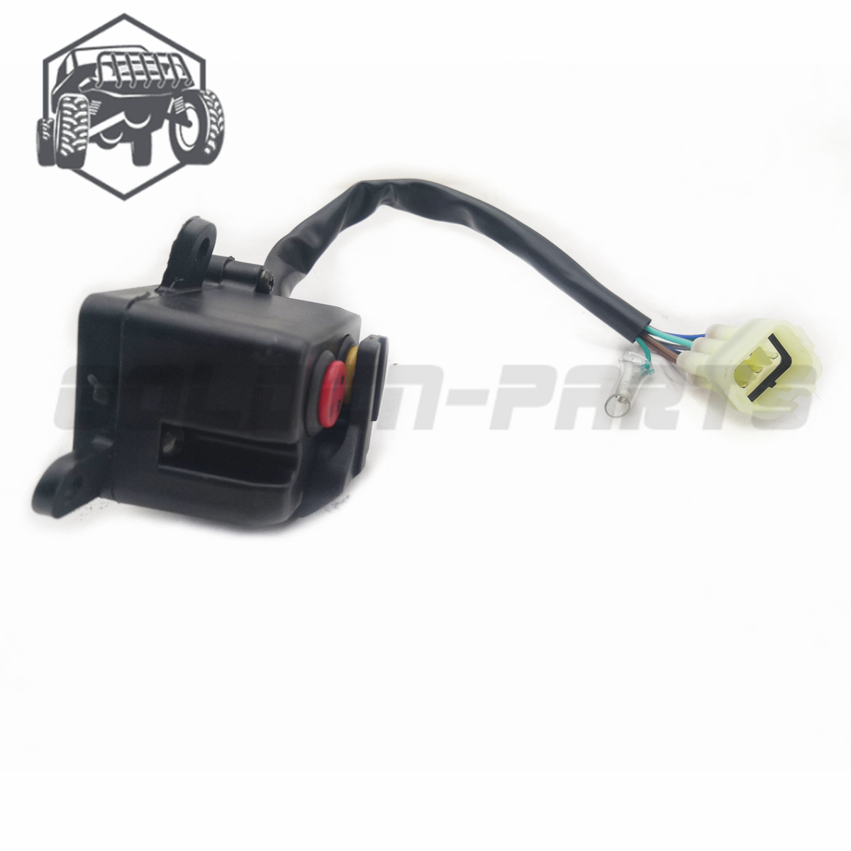 2WD/4WD Switch fit for ODES <font><b>800</b></font> <font><b>UTV</b></font> Side-by-Side 10909320000 image