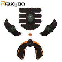 Body-Slimming-Belt Abdominal-Training Electric-Weight-Loss-Stickers Muscle-Stimulator-Trainer