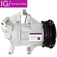 5se09c car ac compressor for toyota yaris 2007 2008 2009 4472208465 4471806781 For toyota air conditioner compressor