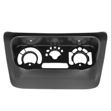 Radio Fasia Panel untuk 2006 Mitsubishi Lancer IX AC Aksesoris Kontrol Dashboard DVD Frame Mount Kit Trim Panel(China)