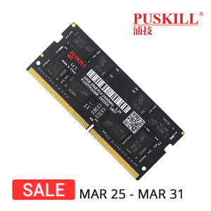 PUSKILL Laptop Memory Notebook 2400mhz Ddr4 8gb 2133 2666mhz Sodimm 16GB 4GB High-Performance
