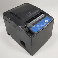 220mm/s 80mm & 58mm Thermal Receipt Bill Printer for Supermarket POS Terminal Chicken Receipt Ticket Printer with Auto Cutter