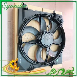 Image 2 - 닛산 qashqai j11 rogue t32 1.6 214814eb0a 21481 4eb0a 용 renault kadjar 용 a/c 에어컨 라디에이터 전동 팬 모터