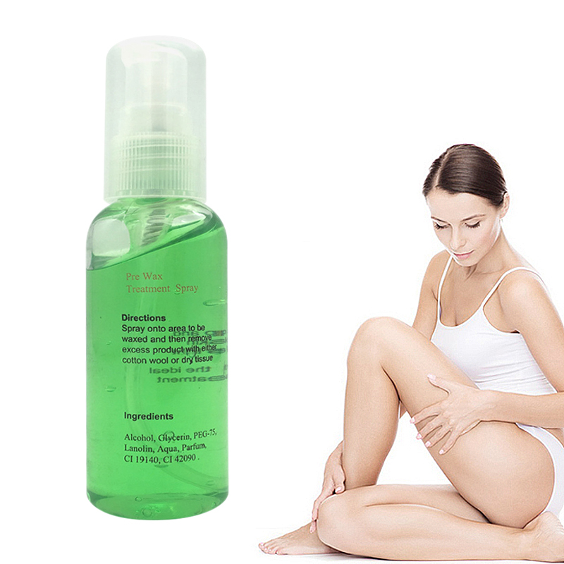 100% Natural Permanent Painless Hair Removal Spray Stop Hair Growth Inhibitor Shrink Pores Skin Smooth Repair Essence TSLM1