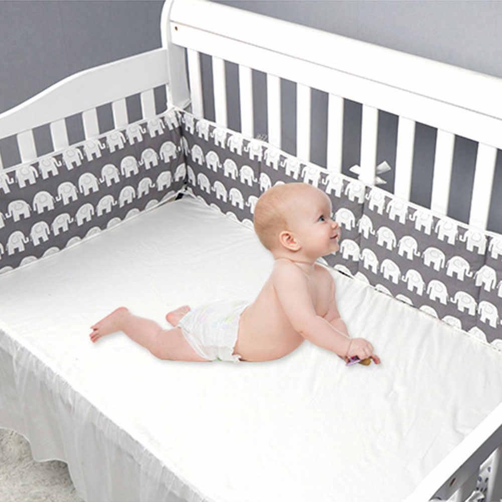 Noworodek płot szopka miękka dzieci sypialnia łóżeczko Protector poduszka dekoracyjna poduszki ochraniacz do łóżeczka niemowlę wypchana lalka wygodna