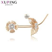 1111 предложение xuping броши в форме цветка для женщин Европейский