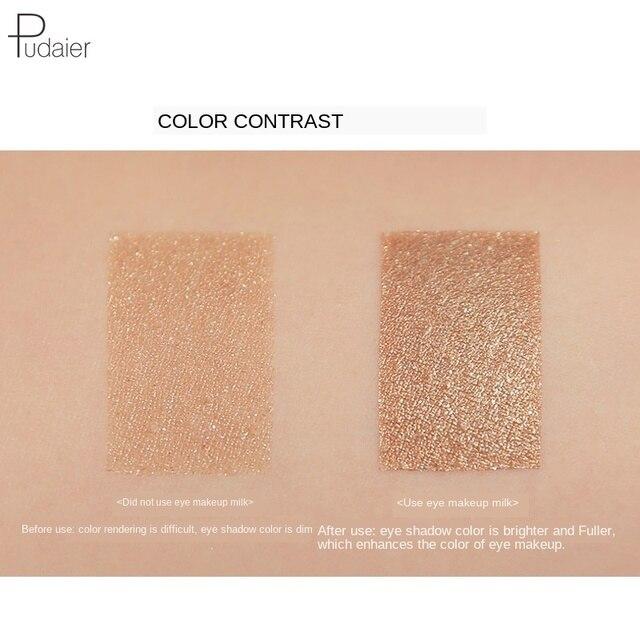 Pudaier Eye Primer Eyeshasow Primer Cream Long Lasting Eye base Eyelid Primer Liquid Base Cosmetics Makeup Moisturzing 3