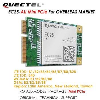 EC25 EC25-AU/EC25AUFA-512-STD/Mini PCIe 4G LTE Industrial Modem FDD-LTE B1/B2/B3/B4/B5/B7/B8/B28 TDD-LTE/B40 eg25 eg25 g mini pcie worldwide global 4g lte industrial modem fdd lte b1 b2 b3 b4 b5 b7 b8 b12 b13 b28