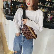 Luxury Small Female Retro Casual  bags Shoulder Messenger ba