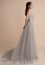 Jusere 2019 Promotion perles robes de soirée bretelles robes formelles paillettes robe de soirée