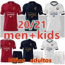Maillot De football Osasuna pour Hommes et enfants, Nouvelle arrivée, 2022, loisirs, meilleure qualité, ensemble De course, 2021