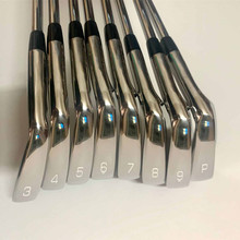 Golf-Iron-Set Head-Cover MP20 Steel/graphite-Shaft with 3-9pw Toprated 8PCS