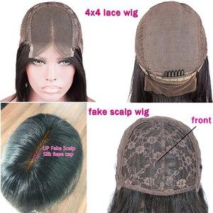 Image 5 - ブラジルストレートヘアの束で非レミーの髪閉鎖ペルー人間の髪織りバンドル閉鎖
