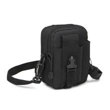 Сумки для кемпинга на открытом воздухе, тактические рюкзаки Molle, Сумка с ремнем, военный поясной рюкзак, мягкая спортивная сумка для бега, дорожные сумки на плечо
