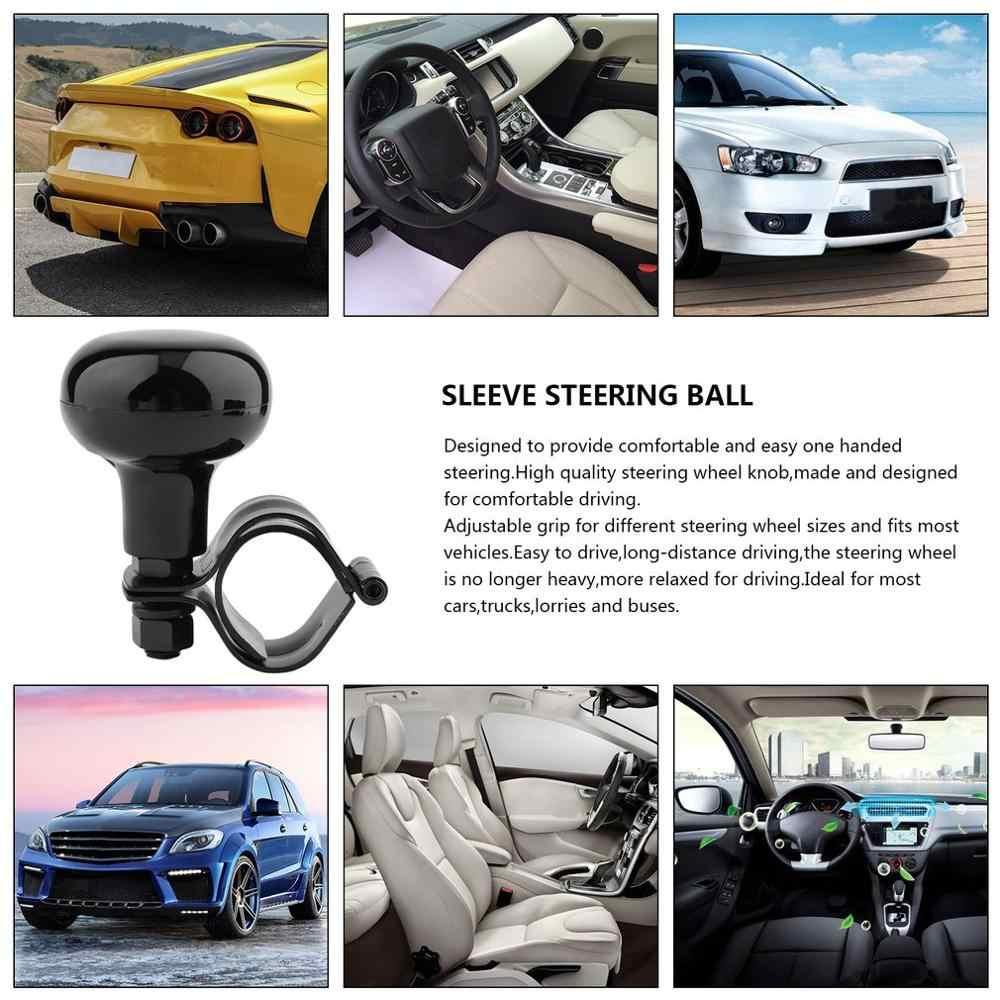 Steering Covers Car Steering Wheel Power Handle Ball Car Grip Knob Turning Helper Car Styling Hand Control Steering Wheel Fit Most Vehicles Automotive Elektroelement Com Mk