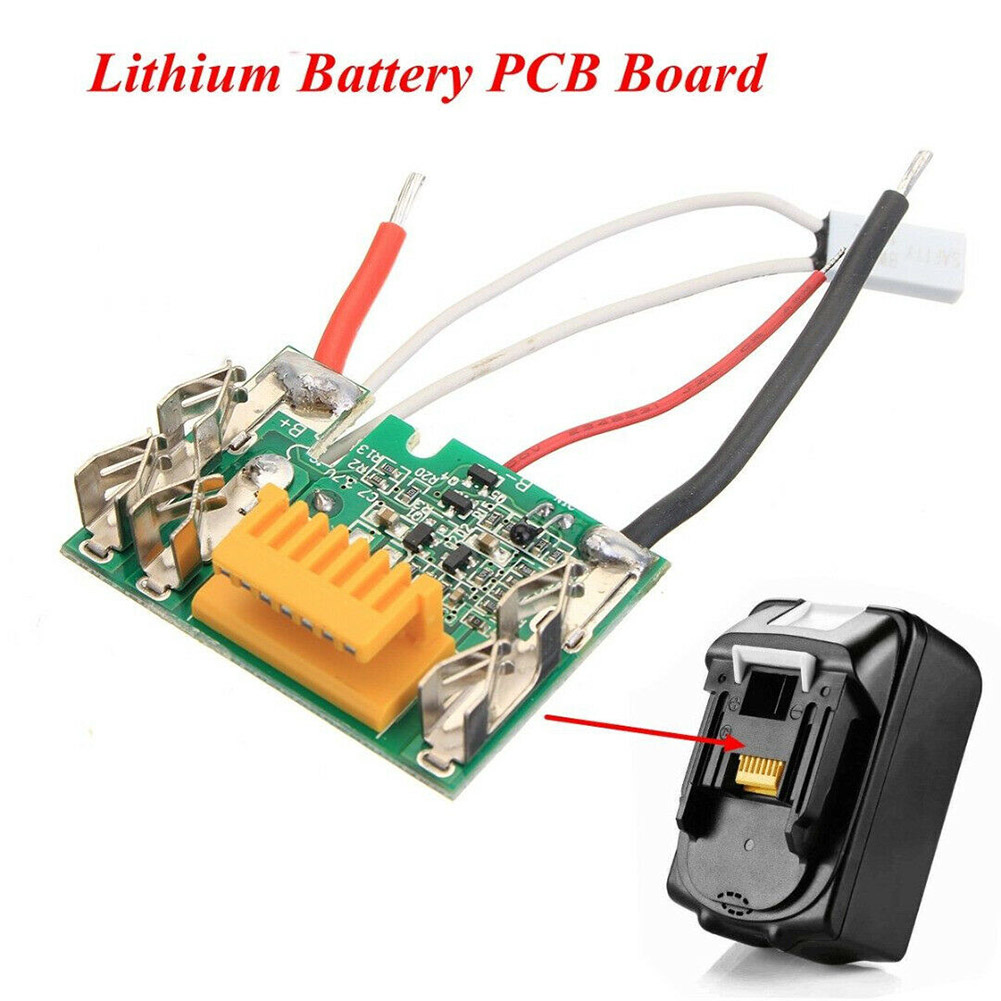 Lithium Battery PCB Board 18V Protection Circuit Module Board For Makita BL1830  SP99