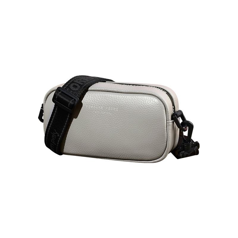 Simple Design Small Bag 2021 Winter Fashion High Quality Women's Designer Handbag High Capacity Shoulder Crossbody Purses