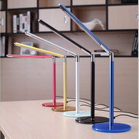 LED eye protection lamp student children work USB creative fashion simple bedroom bedside creative gift table lamp