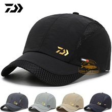 DAIWA Fishing Sun Hat 2020 Summer New Outdoor Sports Quick-d