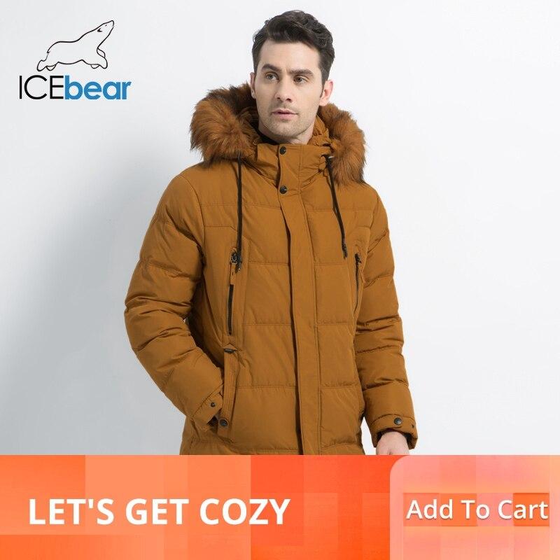 2019 جديد ملابس للرجال الأزياء الذكور سترة مقنعين الرجال معطف سميك الدافئة رجل الملابس عالية الجودة الرجال الشتاء ستر MWD19903D-في سترات فرائية مقلنسة من ملابس الرجال على  مجموعة 1