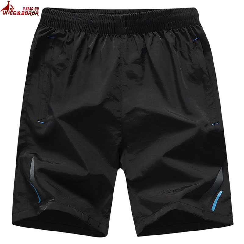Men`s Summer Lightweight Quick Dry Breathable Board Shorts Men Fitness Workout Gym Training Joggers Running Shorts Size M~6XL