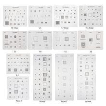 Set-Solder-Template Bga-Reballing-Stencil-Kits Samsung for S8 Note5/no 1PC Ic-Chip