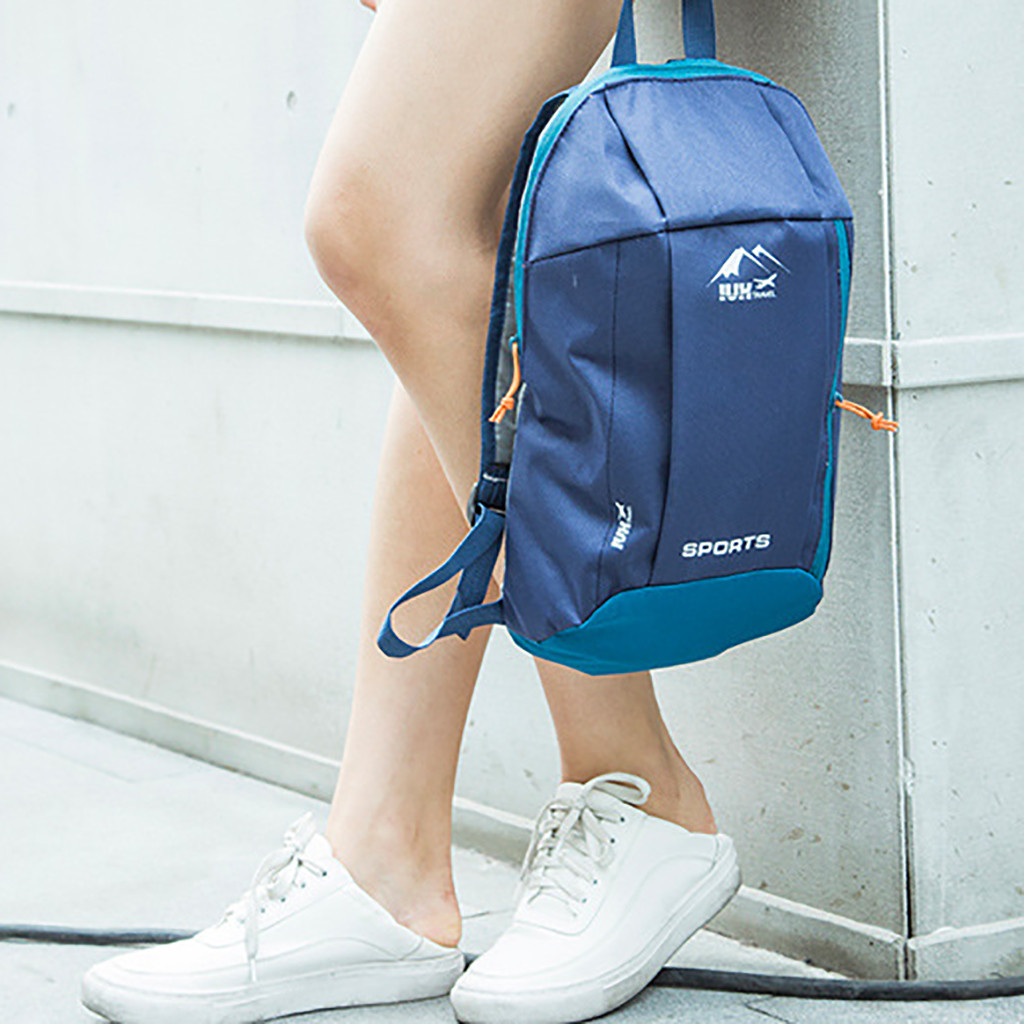 New Men And Women Sports Outdoor Travel Bag Fashion Backpack Mountaineering Bag Backpacks Teenager Male School Bag Sports Bag#35